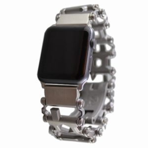 Leatherman Tread Apple watch link Steel