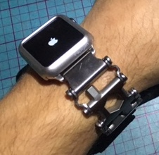 Leatherman Apple Watch