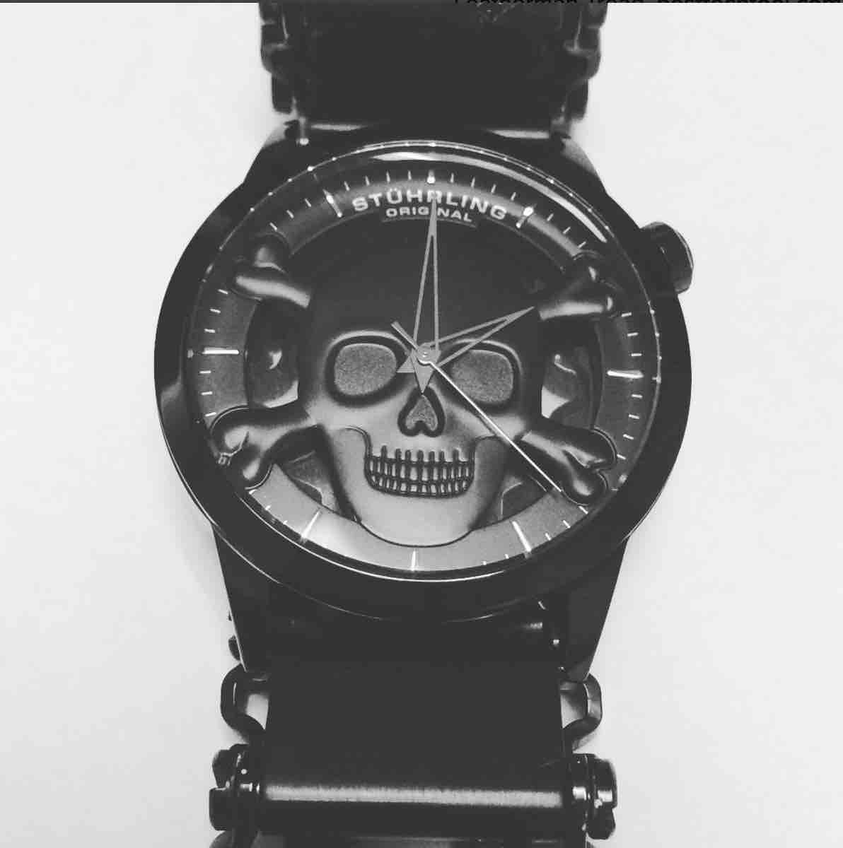 Leatherman Tread Watch adaptor black