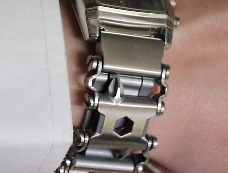 Leatherman watch band
