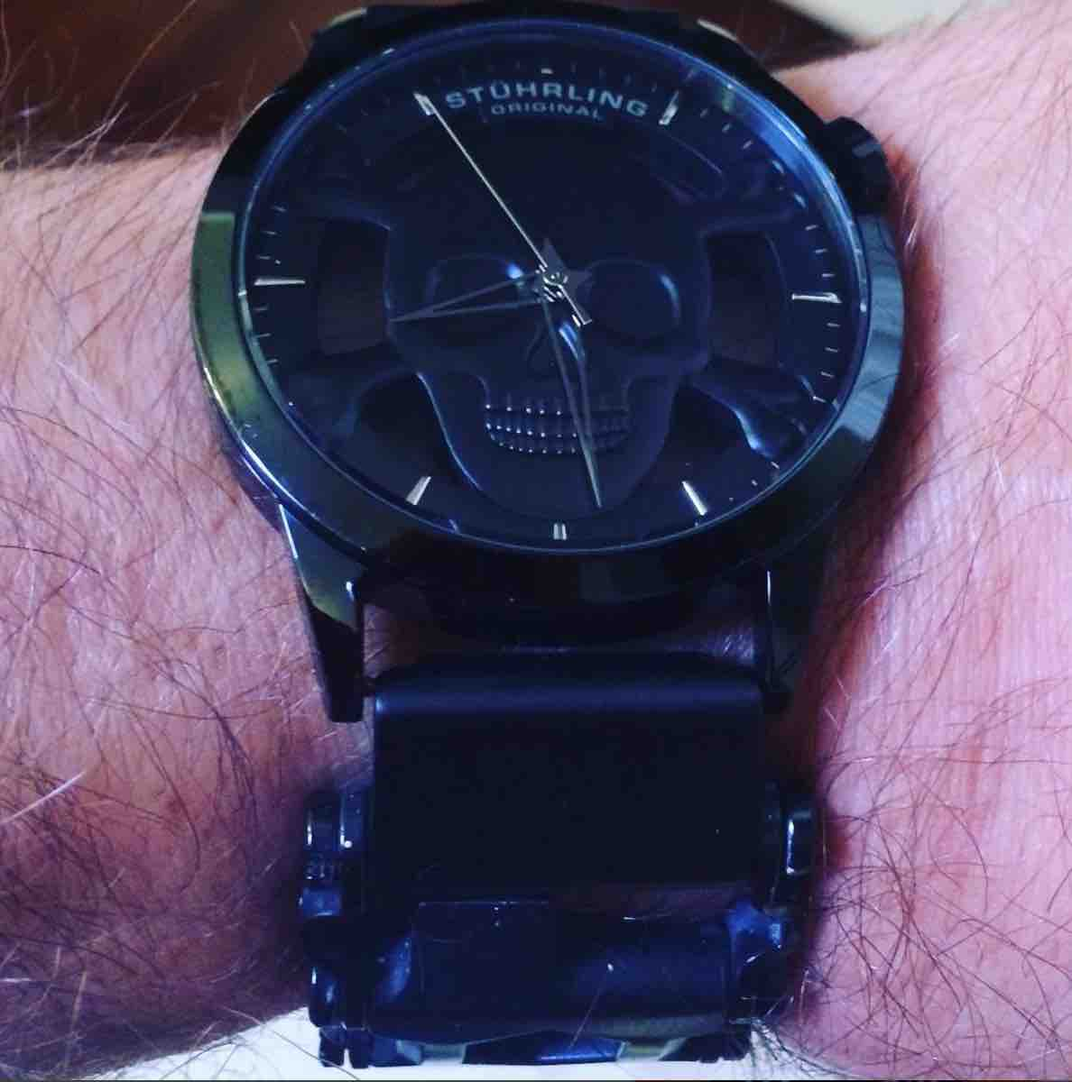 Leatherman Watch Black